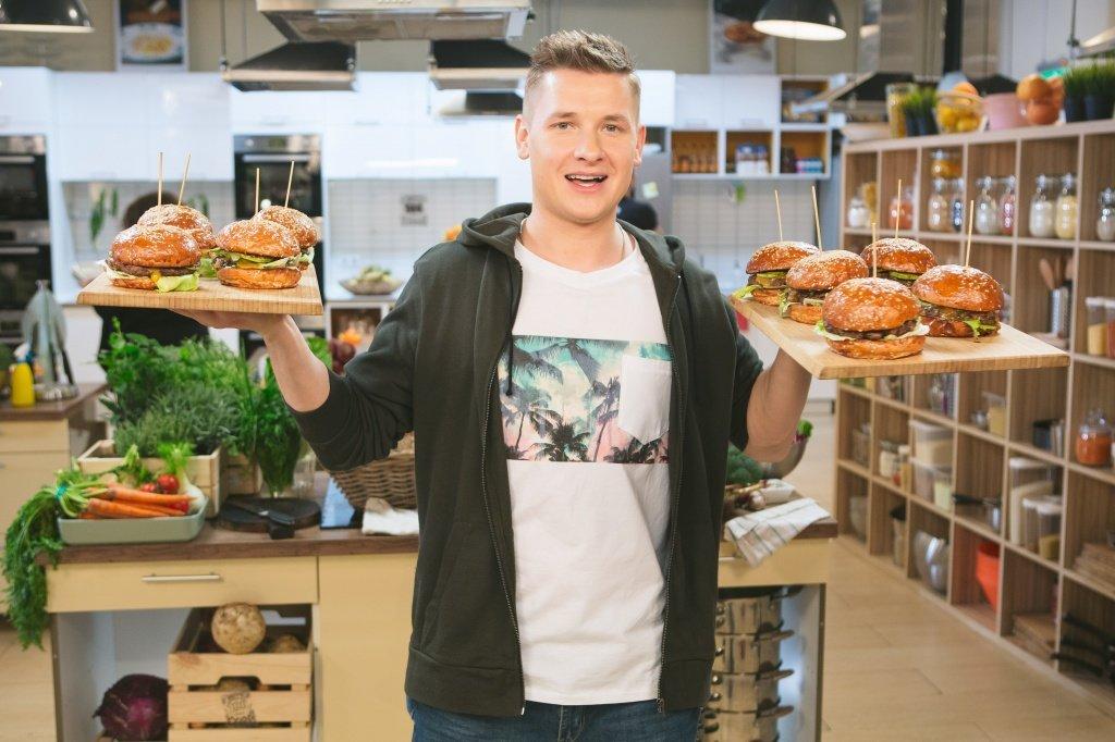 Белькович гамбургер